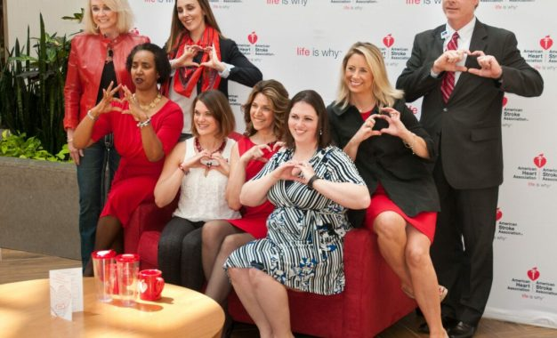 HEALTH and FITNESS: Women share how their bodies warned them of heart and stroke disease