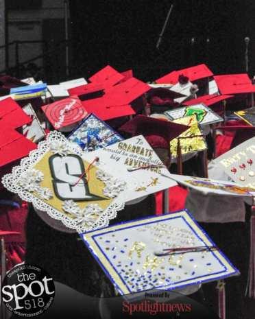 SPOTTED: Guilderland Central graduation, June 24, 2017