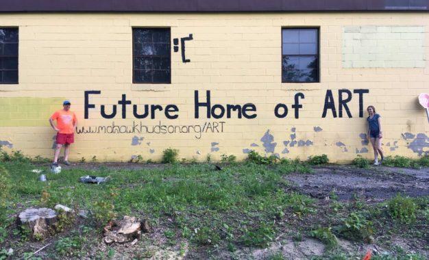 Muralist sought for Rail Trail ART project
