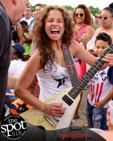Rockin on the River, July 19, 2017 with Who's Bad: The Ultimate Michael Jackson Experience and Kristen Capolino (Photo by Geroge Fazio)