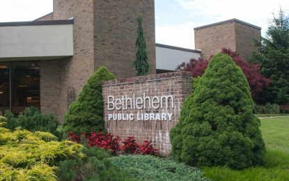 BETHLEHEM LIBRARY: Board candidate information