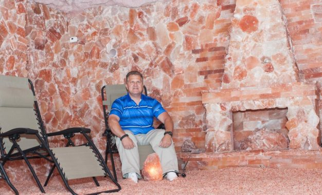Owner of Latham-based, halotherapy business receives entrepreneurship award