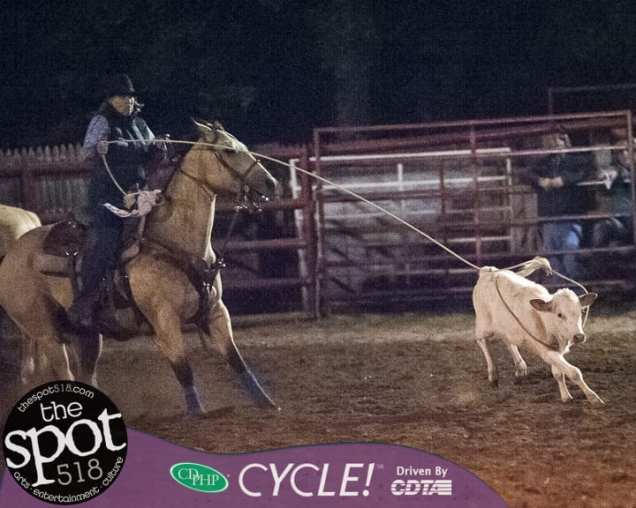 Spotted: Double M Professional Rodeo Sept 1 in Ballston Spa, NY.