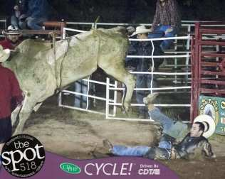Spotted: Double M Professional Rodeo Sept 1 in Ballston Spa, NY. Final Rodeo at Double M.