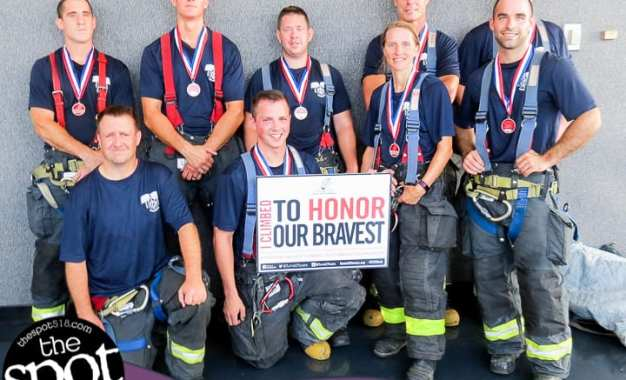 SPOTTED: The Stephen Siller Tunnel to Towers Foundation run in Albany