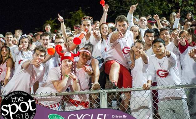 SPOTTED: Guilderland crushes Ballston Spa, 46-0