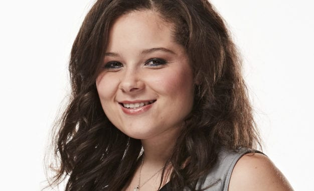 Moriah Formica optimistic about future after 'The Voice' elimination