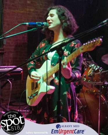 SPOTTED: Girl Blue and Wurliday at The Hollow, Nov. 17, 2017