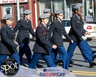 vet parade-3309