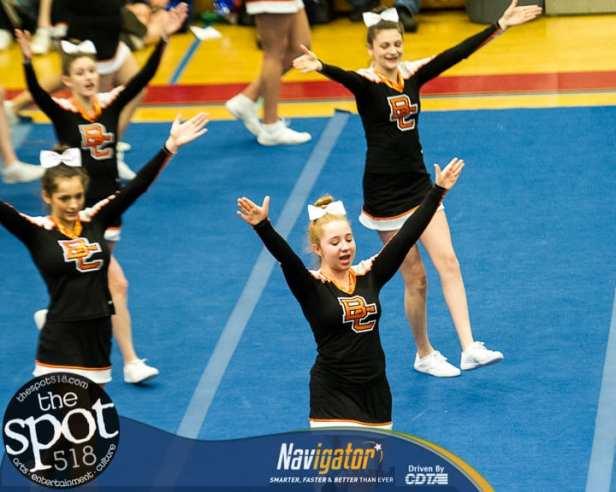 cheerleading section-3801