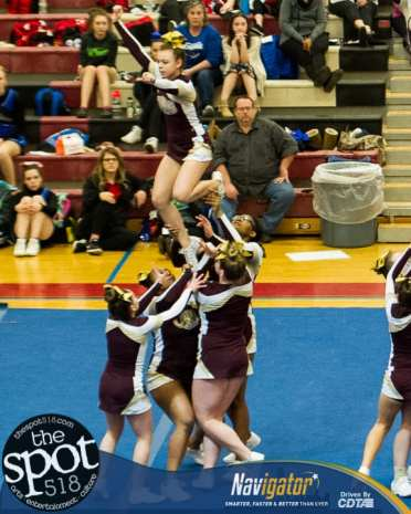 cheerleading section-4200