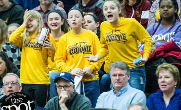 SPOTTED: Colonie's run comes to an end in the state quarterfinals