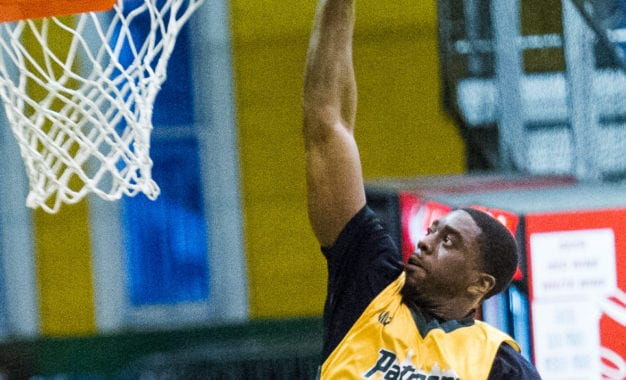 SPOTTED: Albany Patroons drop one at home