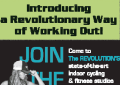 The Revolution offers star-quality fitness