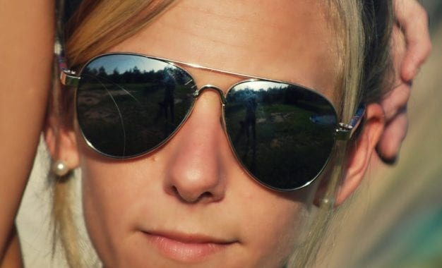HEALTH and FITNESS: Protect eyes from ultraviolet rays
