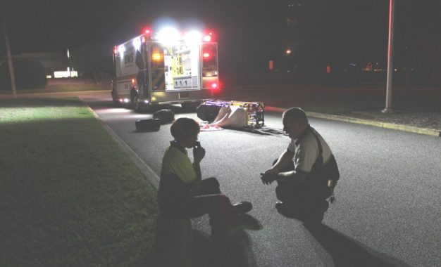 HEALTH and FITNESS: Emergency responders need support, too