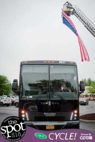 vets send off to DC-1576
