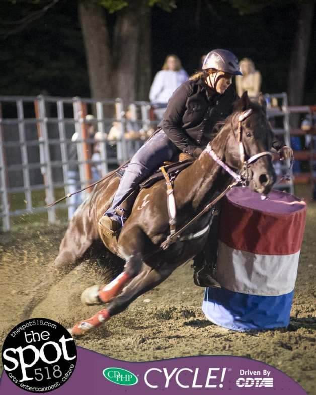 Double M Rodeo opening night 2018. June 29 in Malta.