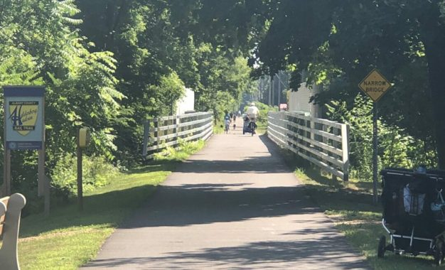 As Helderberg Hudson Rail Trail grows in popularity, leaders look to how it can be optimized for business