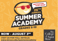 Sign up for the Summer Academy at Saint Rose