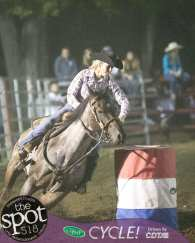Double M Rodeo Friday night 2018. July 20 in Malta.