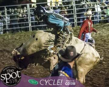 Double M Rodeo Friday night 2018. Aug 10 in Malta.