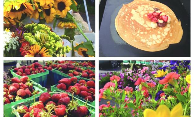 To market, to market! Farmer's market listing for the Capital District of NY