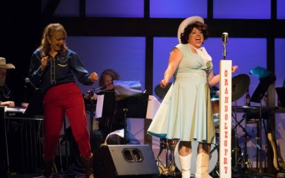 "The Cohoes Music Hall and Park Playhouse bring ""Always… Patsy Cline"" back to life"