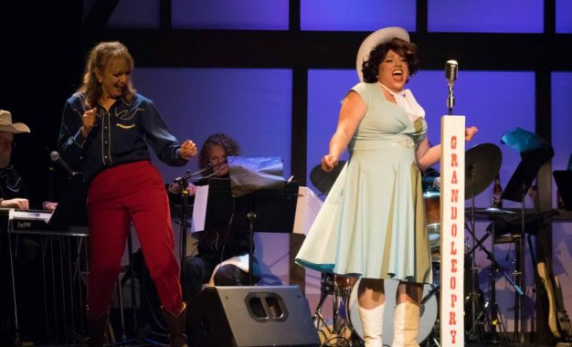 """The Cohoes Music Hall and Park Playhouse bring """"Always… Patsy Cline"""" back to life"""
