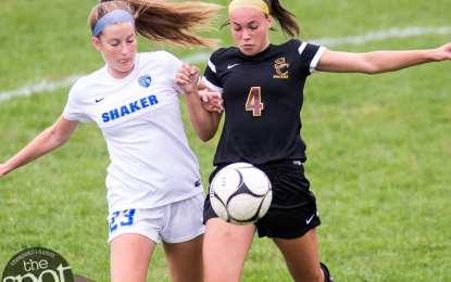 Shaker girls beat Colonie 3-2 in overtime