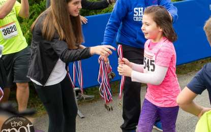 SPOTTED: The 15th Annual Crossings 5k Challenge and Kids Run