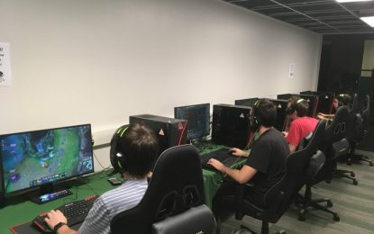 DISCOVER LOUDONVILLE: Siena College is treading on a new frontier in competitive collegiate sports — eSports