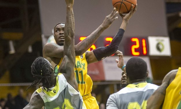 SPOTTED: Albany Patroons home opener vs New York Court Kings Jan 12