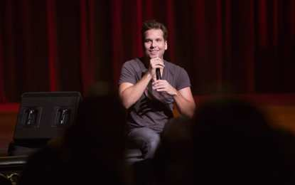 Out of the limelight since 2015, comedic superstar Dane Cook is back on tour, but don't call it a comeback