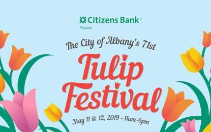 2019 Tulip Fest lineup announced