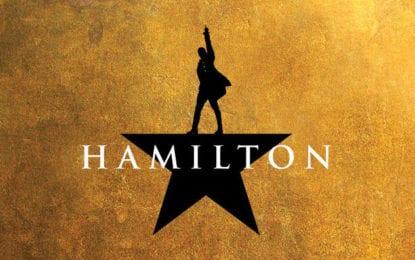 RECENTLY ANNOUNCED: 'Hamilton' arrives soon