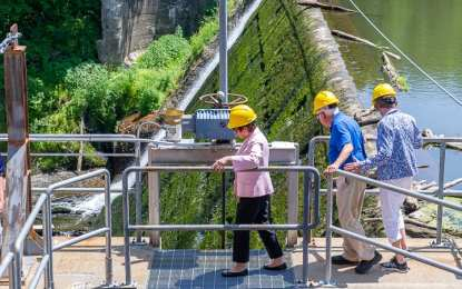Colonie signs deal to buy hydroelectricity