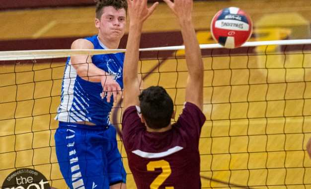 SPOTTED: Shaker boys volleyball defeats Colonie three sets to two in hard fought match
