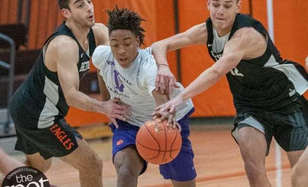 SPOTTED: Bethlehem and Voorheesville tip off hoops season