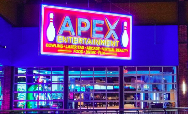 Apex Entertainment will fill void left behind by Lucky Strike Social
