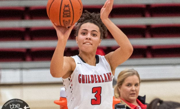 Lady Dutch drop home opener; Fontenelle-Posson honored for scoring 1,000
