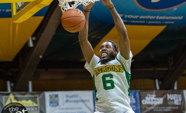 SPOTTED: Patroons win home opener in front of 1,902