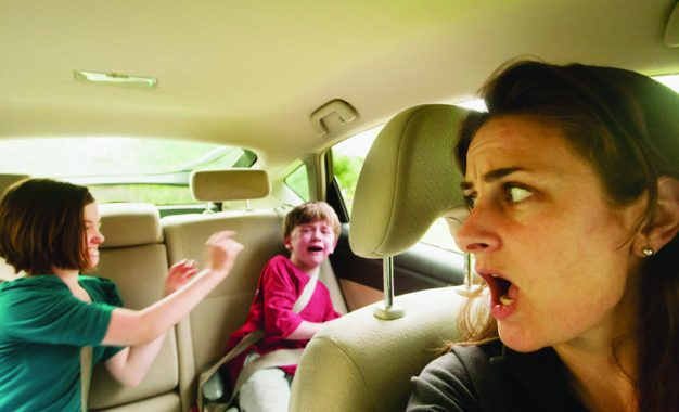 PARENT PAGES: Keeping stress in check