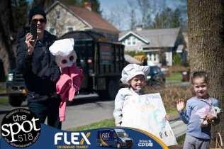 Hamagrael Elementary parade