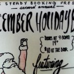For your weekend - December 14-16, 2012