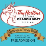 There's plenty of free music at the 2013 Ottawa Dragon Boat Festival