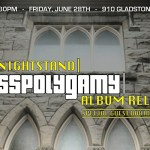 Join Miss Polygamy for their CD Release Party!