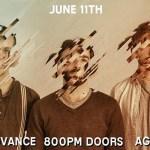 Metronome Jones, Amberwood and The Haig team up for an evening of alternative rock at Mavericks