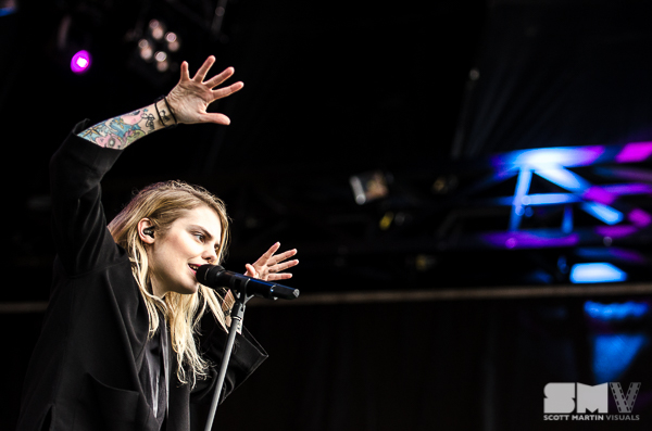 Coeur de Pirate at Ottawa Bluesfest 2016