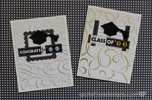 Spotofteadesigns.com Class of 2013 Graduation Cards